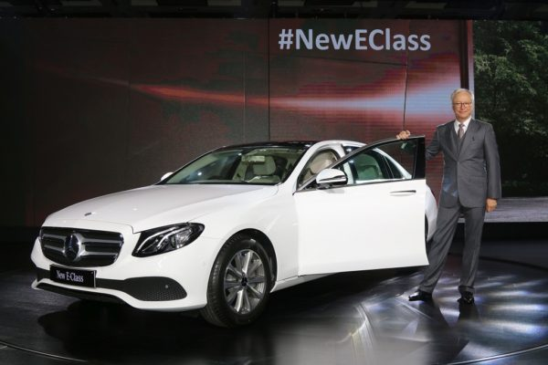 Mercedes Benz Launches New E Class Lwb At Starting Price Of Rs