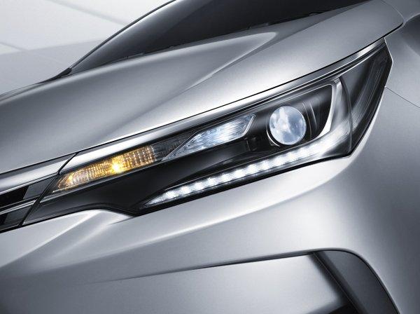 Toyota Corolla Altis Facelift Hi Beam Led Head Light