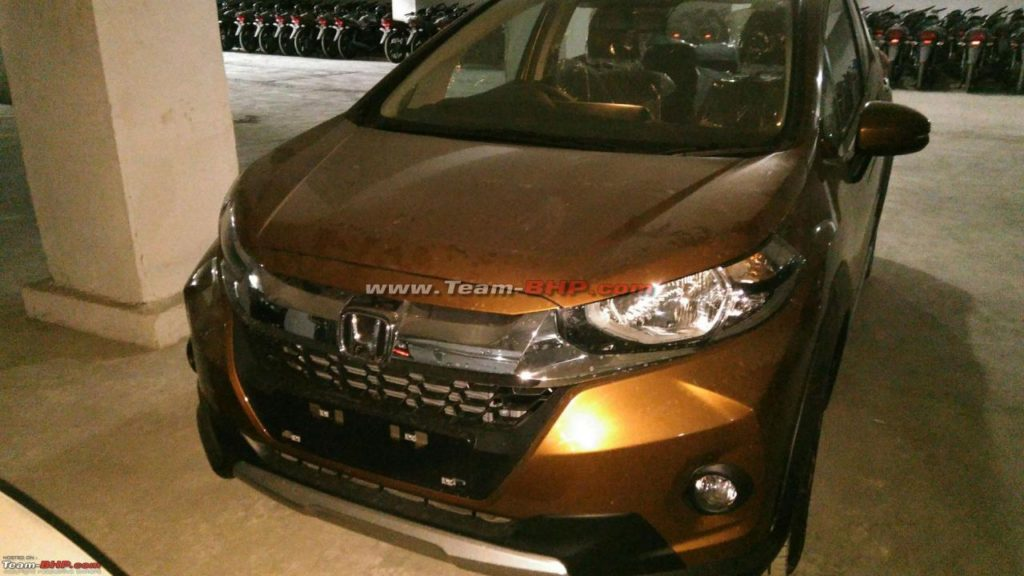 new car launches this yearHonda Cars India to Launch New Honda WRV on March 16th