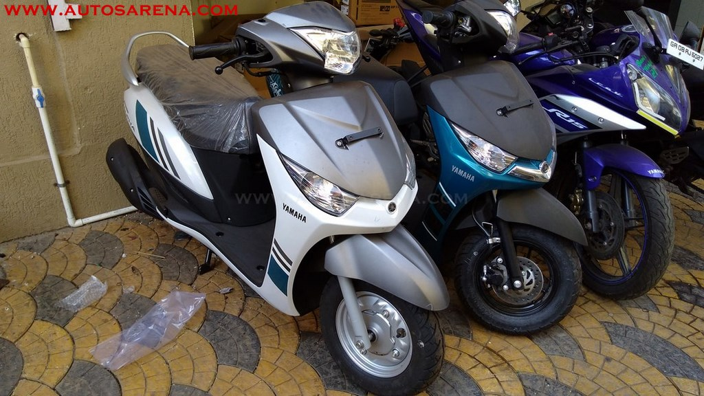 Yamaha alpha