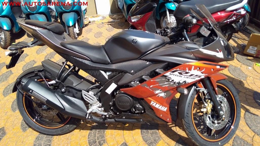 Yamaha R15 V2.0 Special Edition Adrenaline Red (1)