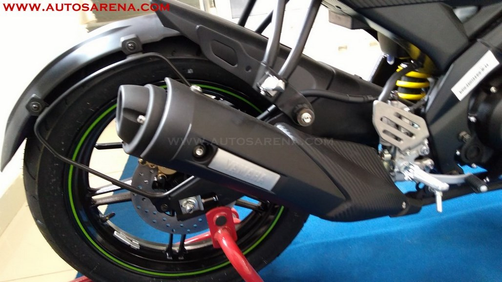 Yamaha R15 V2.0 Special Edition Sparky Green (11)