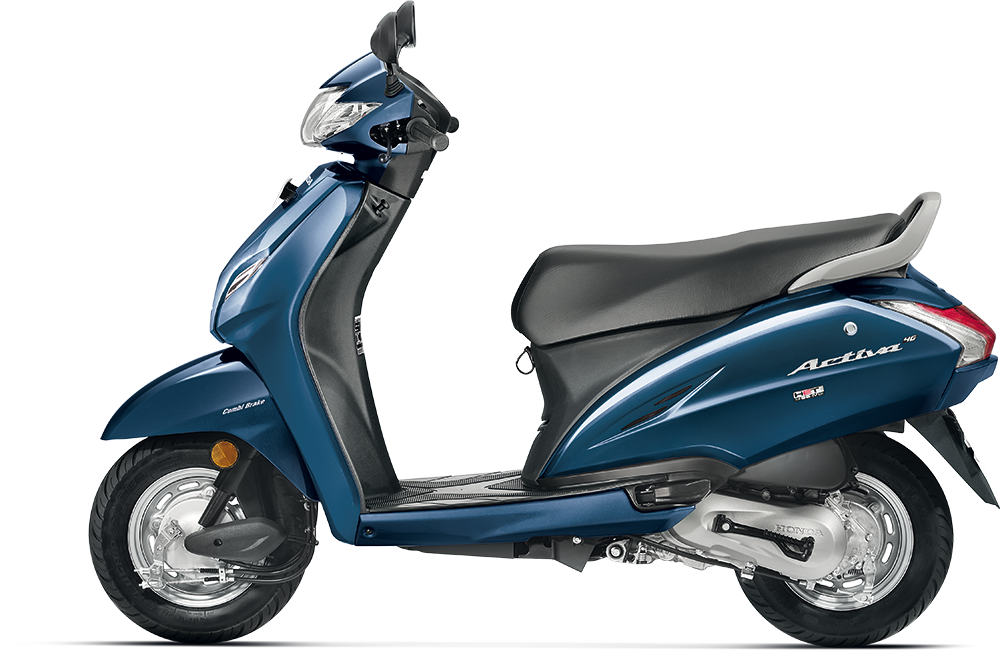Honda 4 Wheelers India Price >> Honda launches Activa 4G with BS4 engine and new features