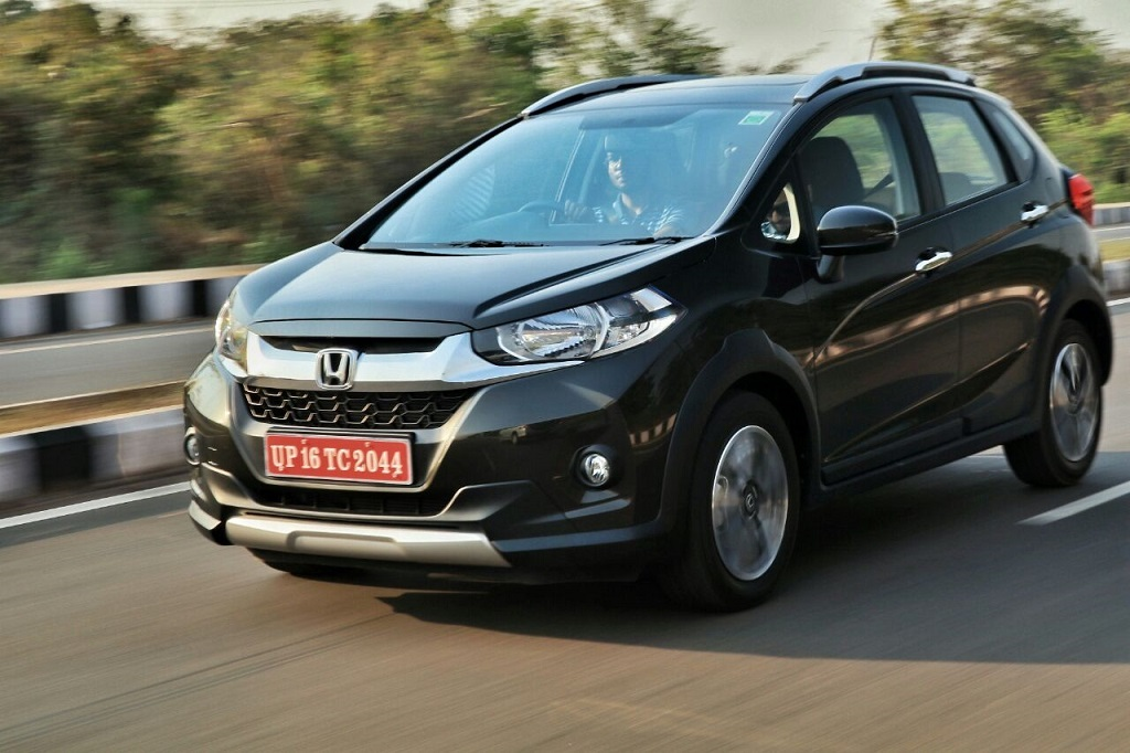 Honda Cars India To Launch New WR V On March 16th