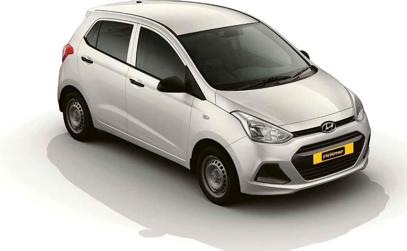 Hyundai Price Grand i10 Taxi -