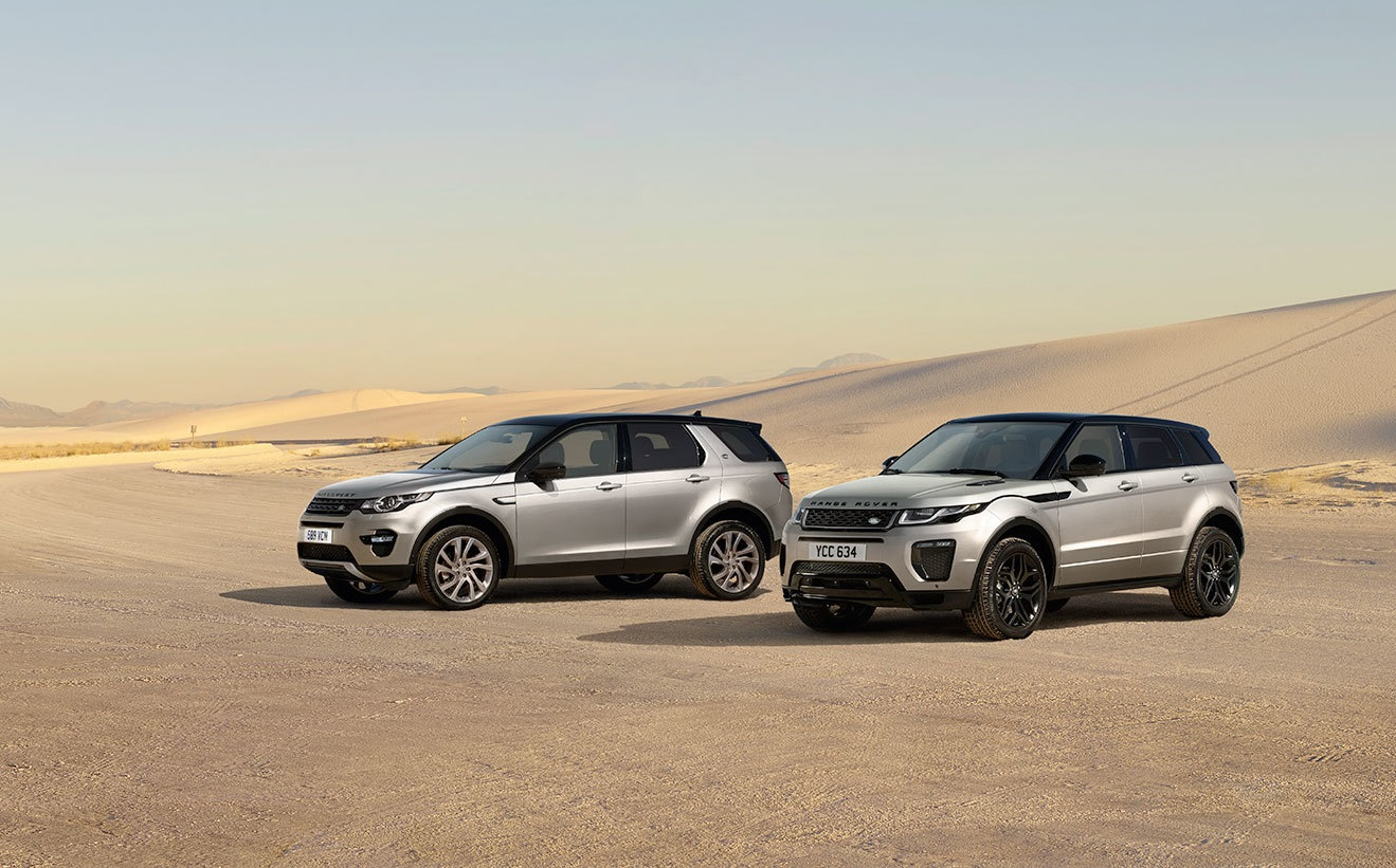 land rover discovery sport range rover evoque prices slashed. Black Bedroom Furniture Sets. Home Design Ideas