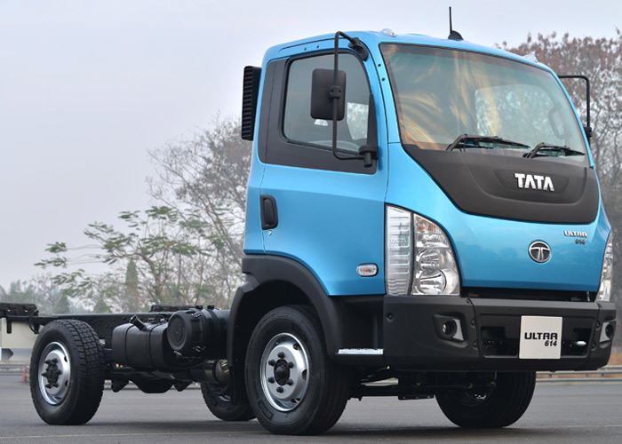 Tata Motors To Likely Launch Ultra Narrow Ultra 614