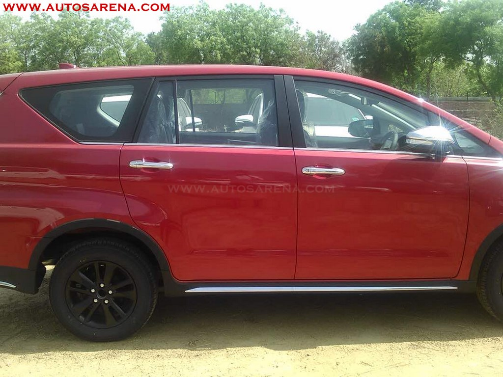 Toyota Innova Crysta Touring Sport reaches dealers, launch on 4th May