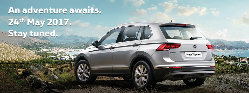 volkswagen new car releaseVolkswagen to launch new Tiguan SUV on 24th May