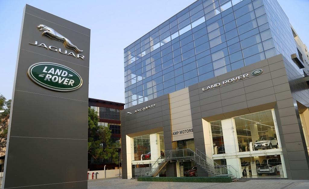 Jaguar Land Rover India Inaugurates 4th Dealership In