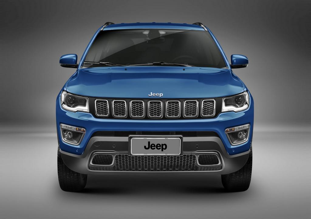 Jeep Compass Suv Brochure Leaked Ahead Of Launch