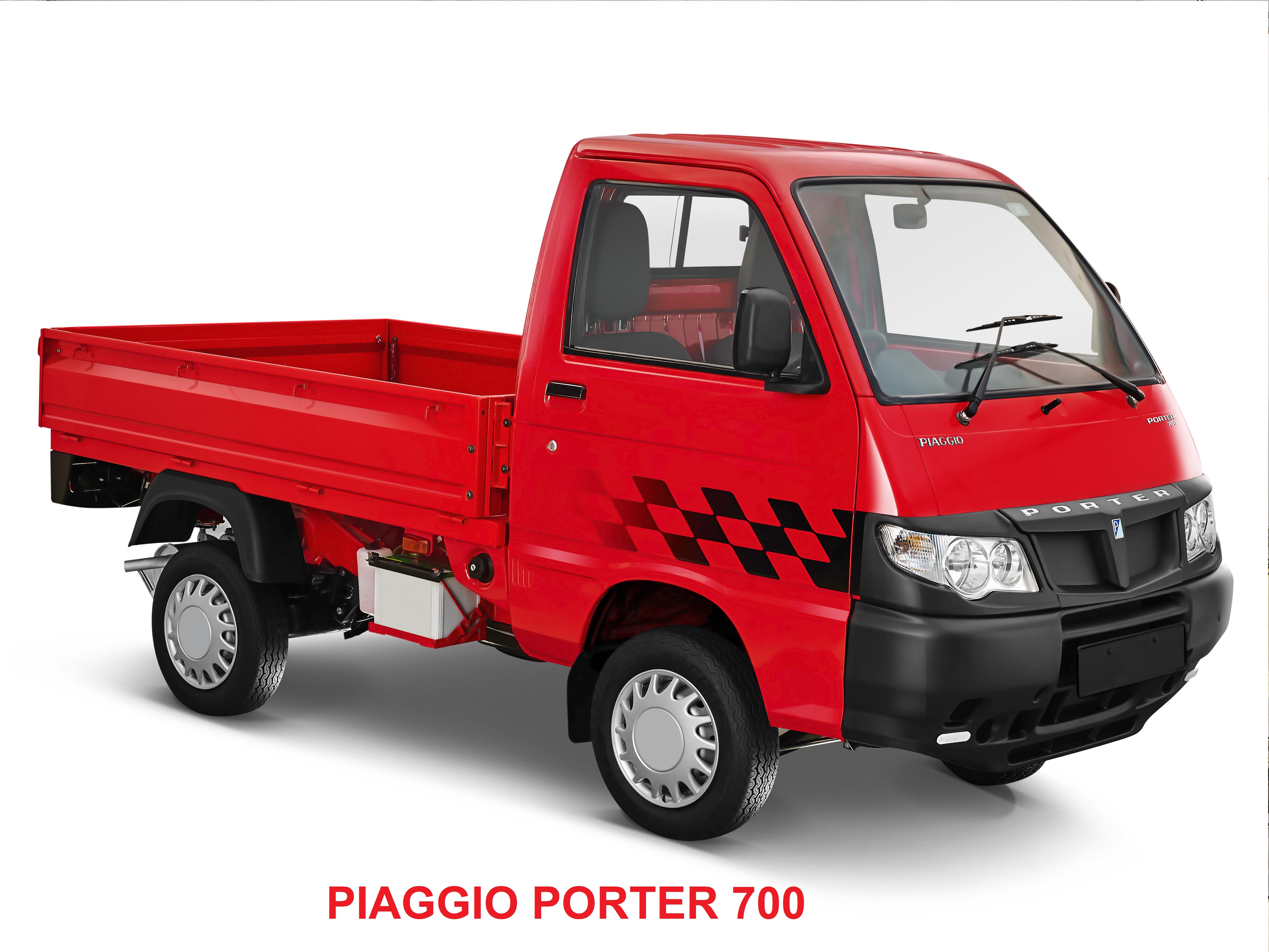 Piaggio Porter 700 4