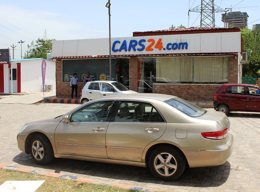 cars24 creates an efficient reliable way to sell your car at the best price