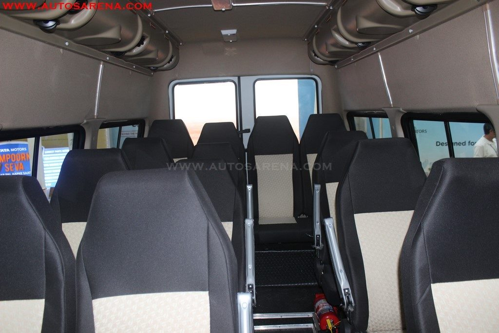 Tata Motors Winger 15 Seater