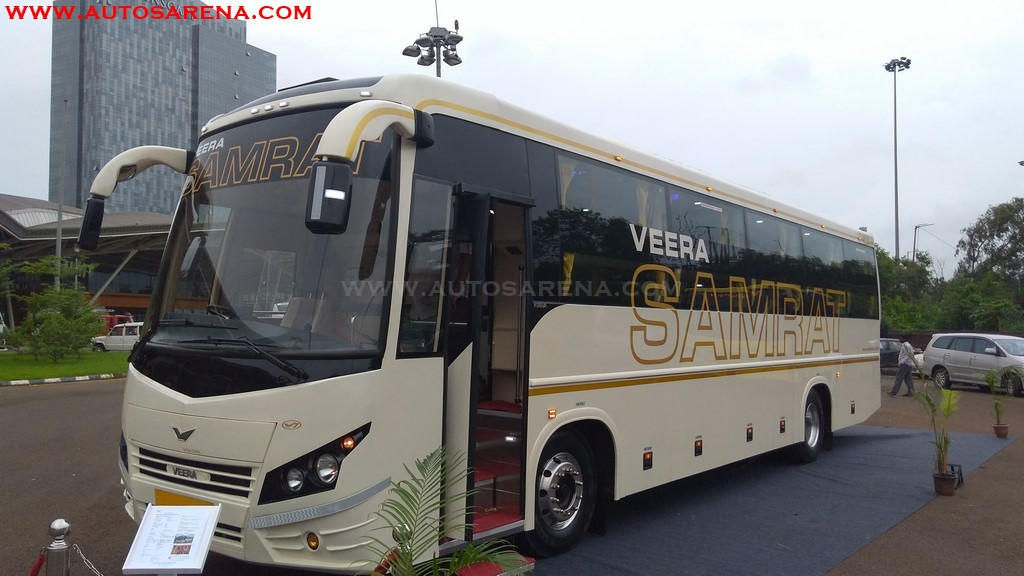 Veera Samrat Bus at Prawaas 2017 (1)