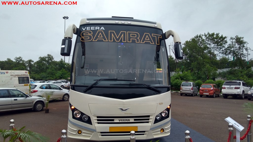 Veera Samrat Bus at Prawaas 2017 (15)