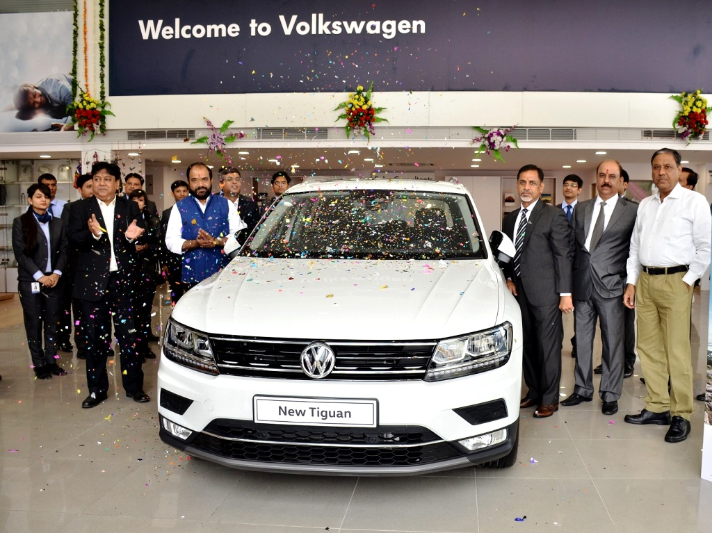 Volkswagen India Inaugurates New Dealership In Jaipur