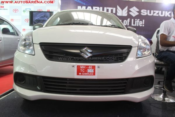 Maruti Suzuki Showcases Tour S At Prawaas 2017