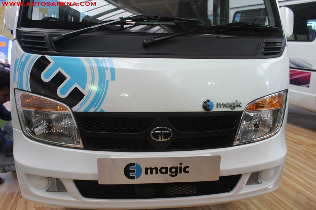 Tata Motors Magic Electric Van