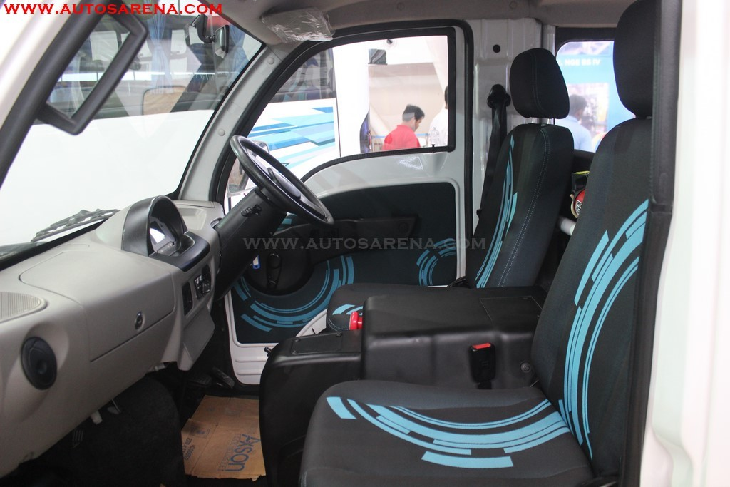 Tata Motors Magic Electric Interior (3)