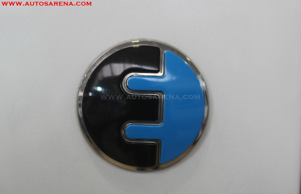Tata Motors Magic Electric badge