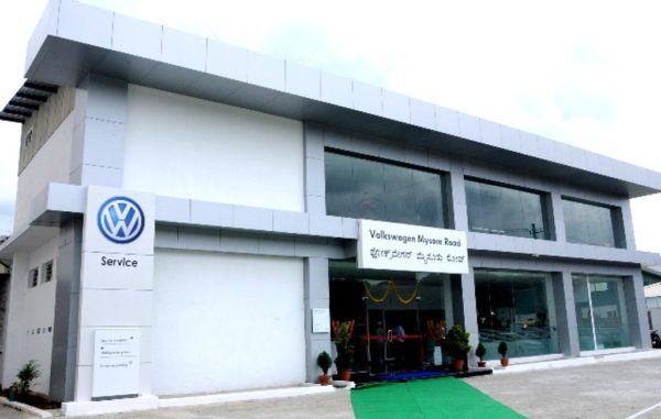 Volkswagen Inaugurates New Showroom Amp Service Facility In