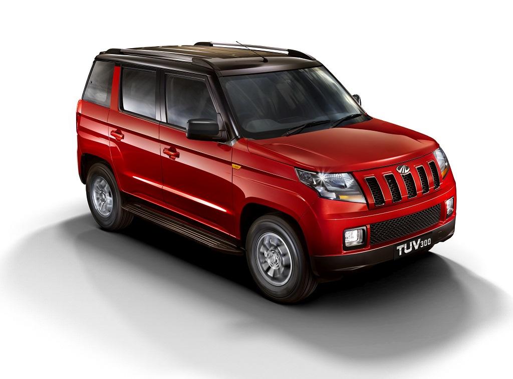 Mahindra Introduces Tuv 300 T10 New Variant With Many New