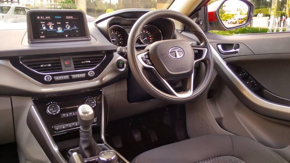 Tata Motors Nexon Interior