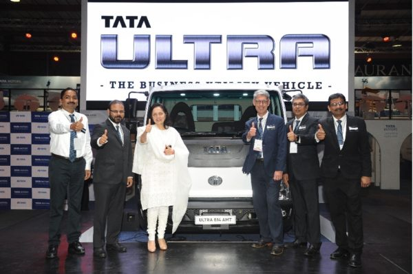 Tata Motors Introduces Ultra 814 45t Ultra 1014 55t Ultra
