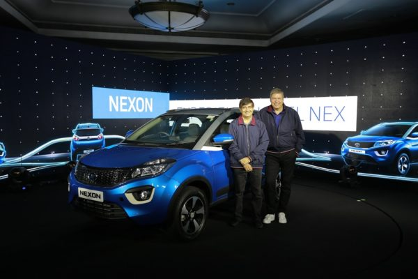 Tata Motors Nexon Launched Prices Start At R 5 85 Petrol 6 85