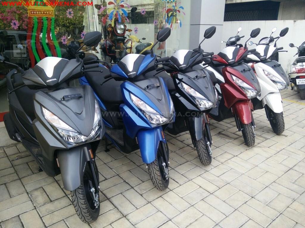 Honda Grazia Colors (1)