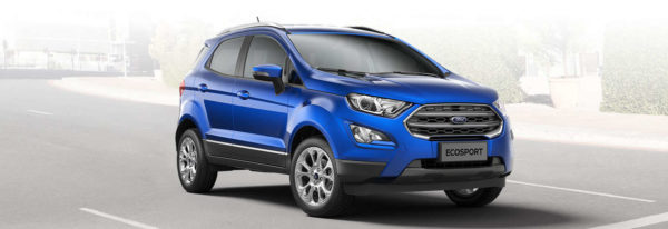 Ford India Has Introduced The Ecosport Facelift In The Indian Market At A Starting Price Of Rs   Lakhs Ex Showroom Delhi For The Base Petrol Ambiente