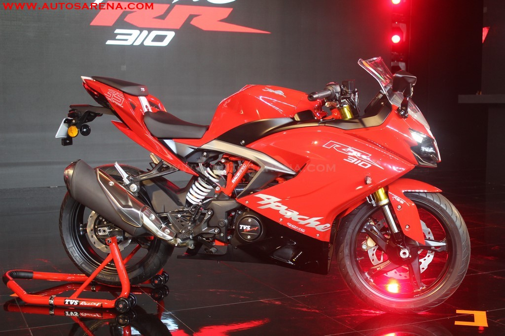TVS Apache RR 310 Launch (4) -