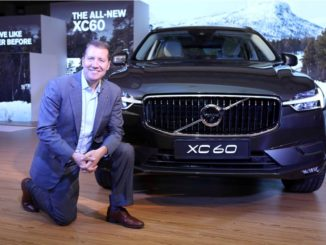 Volvo Opens Its Biggest Showroom In India