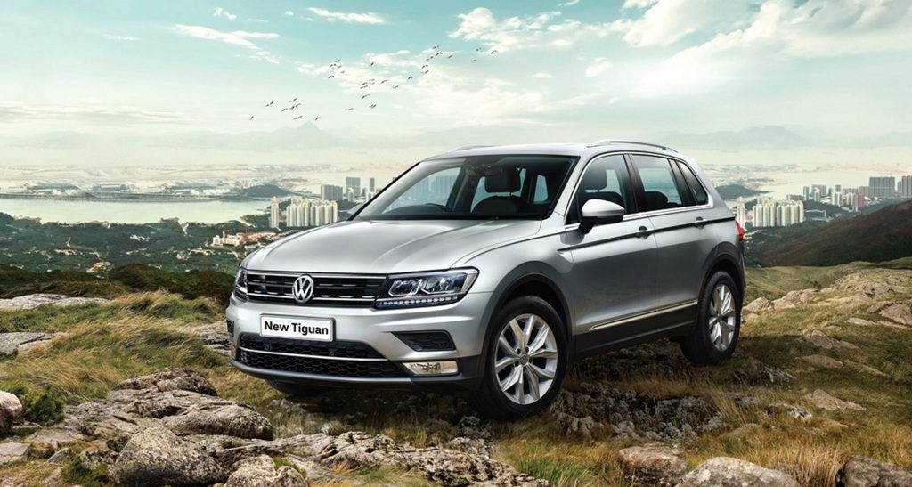 All New Vw Passat And Tiguan Win 8 Awards In India