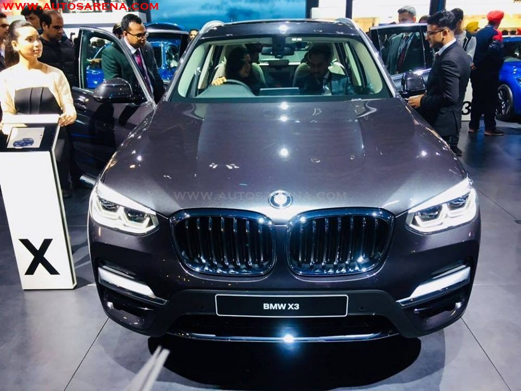 New 3rd Gen BMW X3 (1)