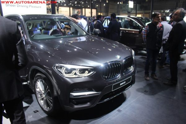 Bmw Group Plant Chennai Starts Production Of The All New Bmw X3