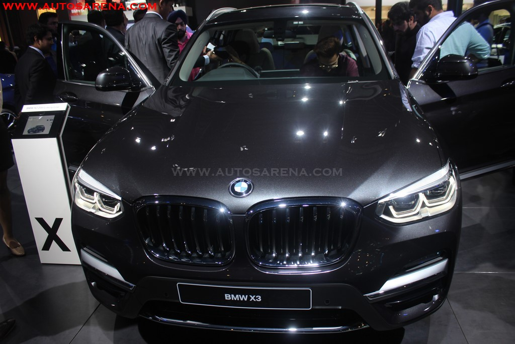 New 3rd Gen BMW X3 (3)