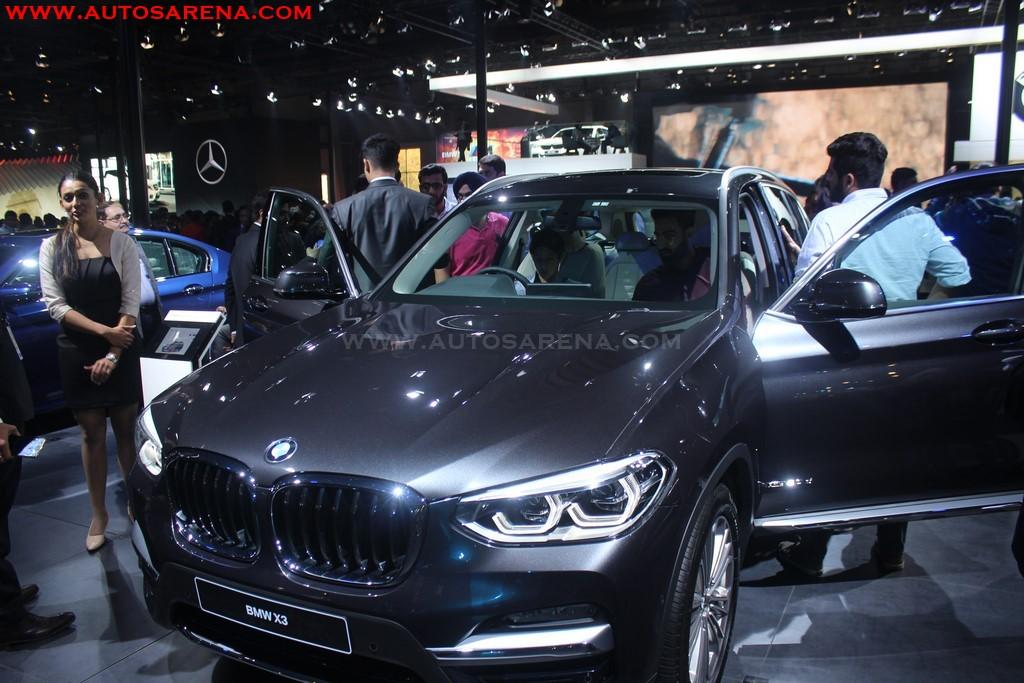 New 3rd Gen BMW X3 (4)