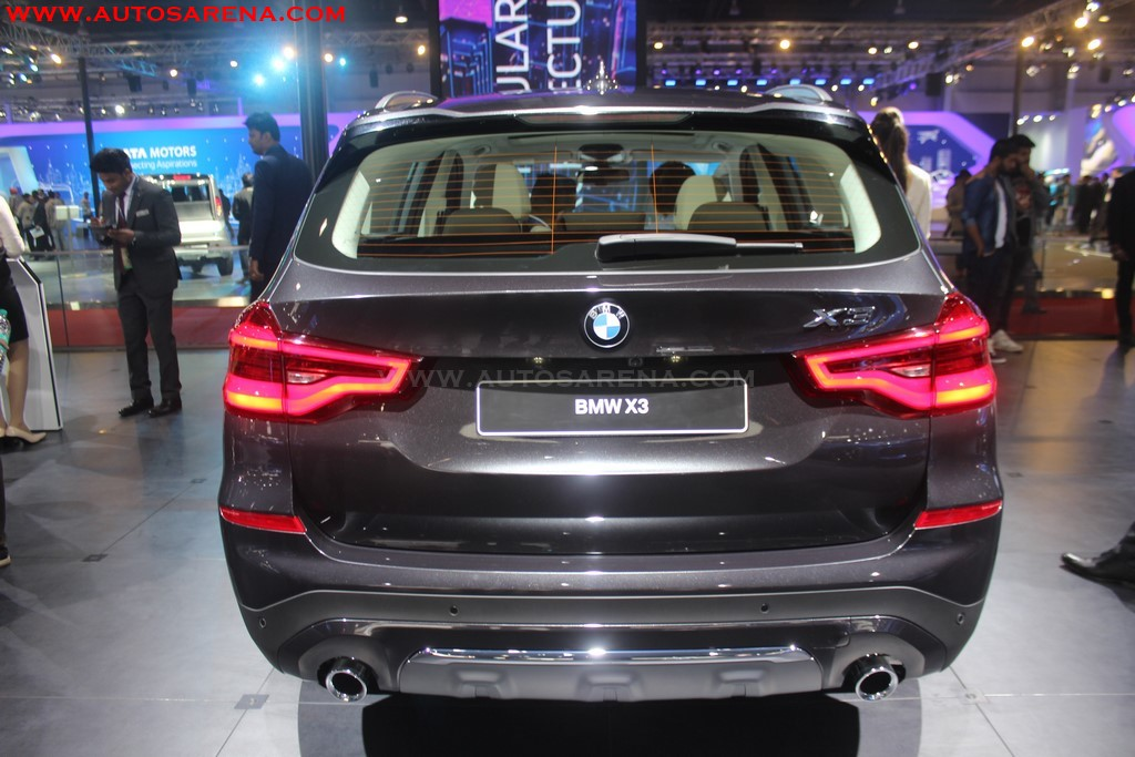 New 3rd Gen BMW X3 (5)