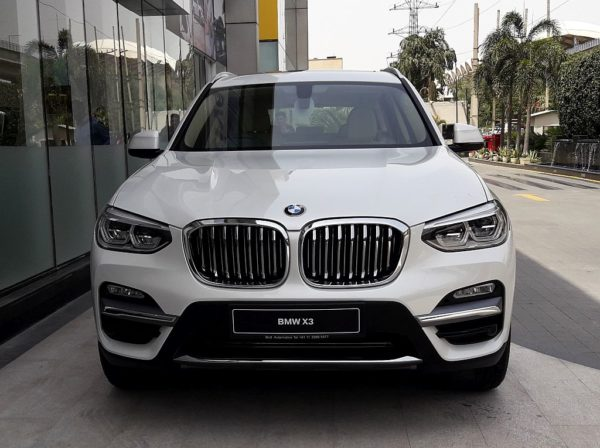 Bmw Launches The All New X3 In India For Rs 49 99 Lakh