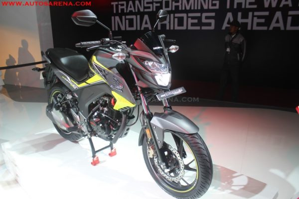 Honda 2018 Cb Hornet 160r Introduced Prices Start At Rs 84675 Ex