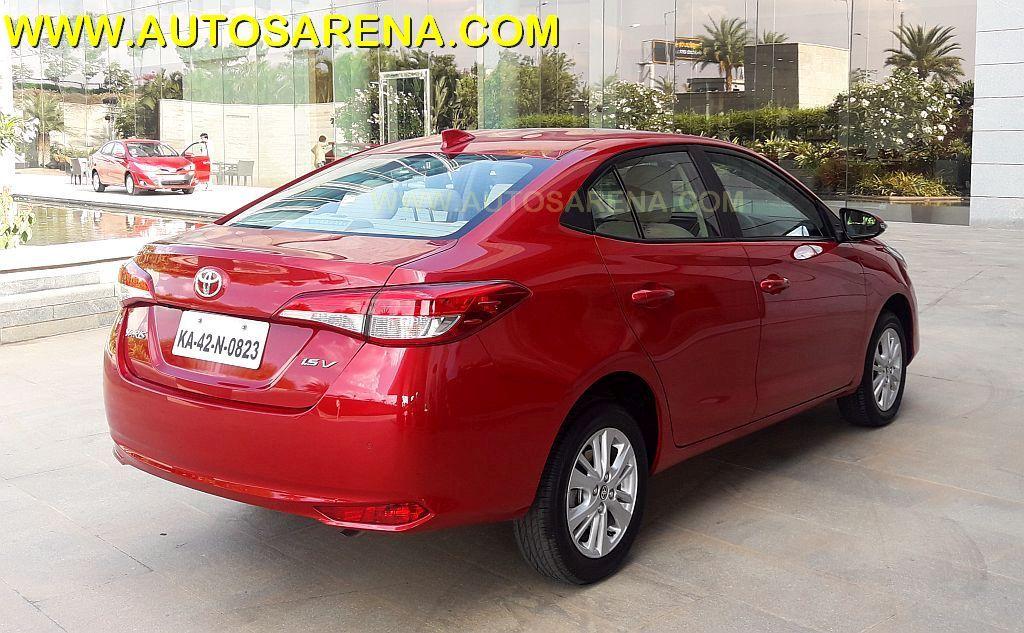 2018 Toyota Yaris (117)