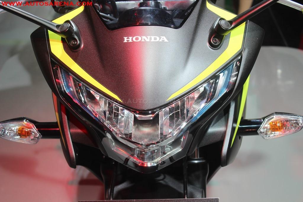 Honda 2018 CBR 250R (5)