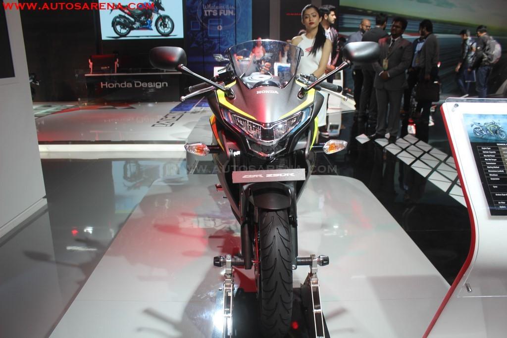 Honda 2018 CBR 250R (6)