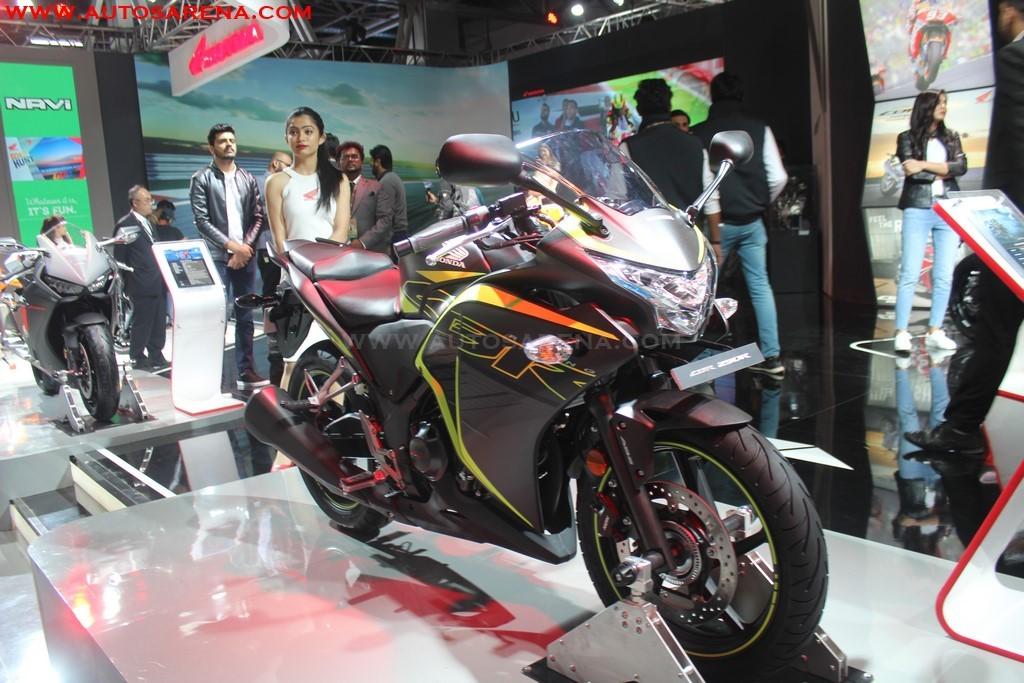 Honda 2018 CBR 250R (7)