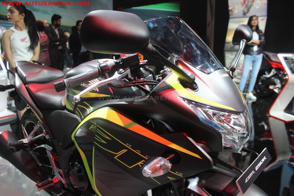 Honda 2018 CBR 250R (9)