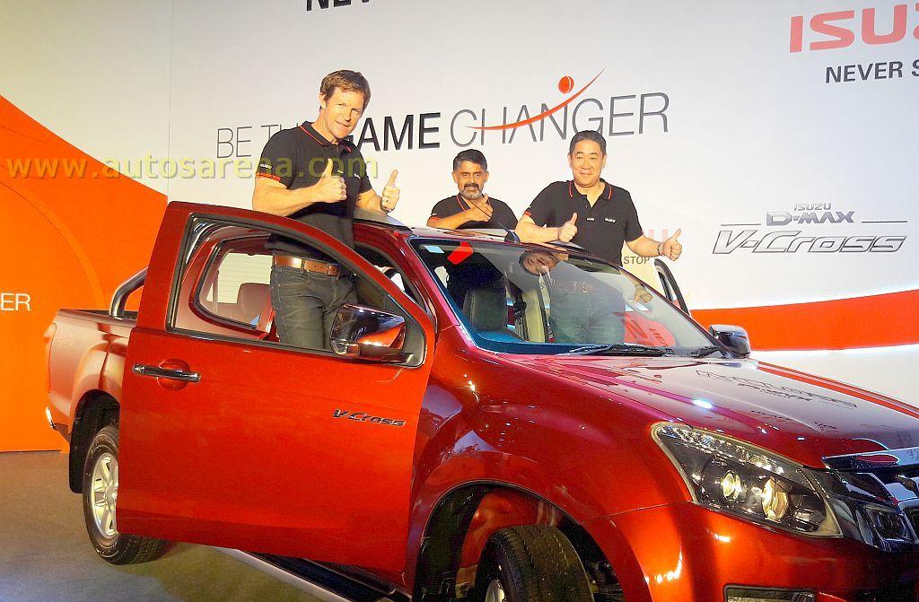 Rhodes Auto Sales: Isuzu Motors India Signs Jonty Rhodes To Promote The Brand