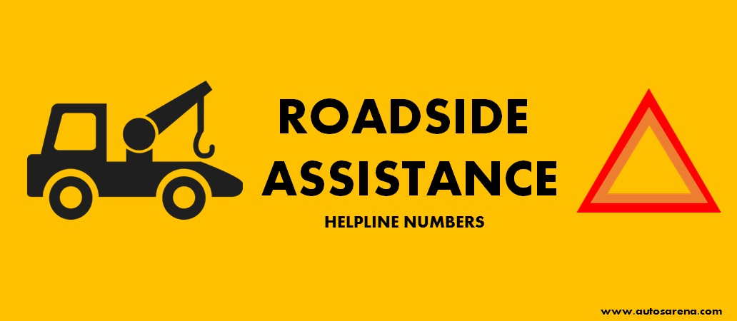 Roadside assistance helpline numbers for all car companies for Honda roadside phone number