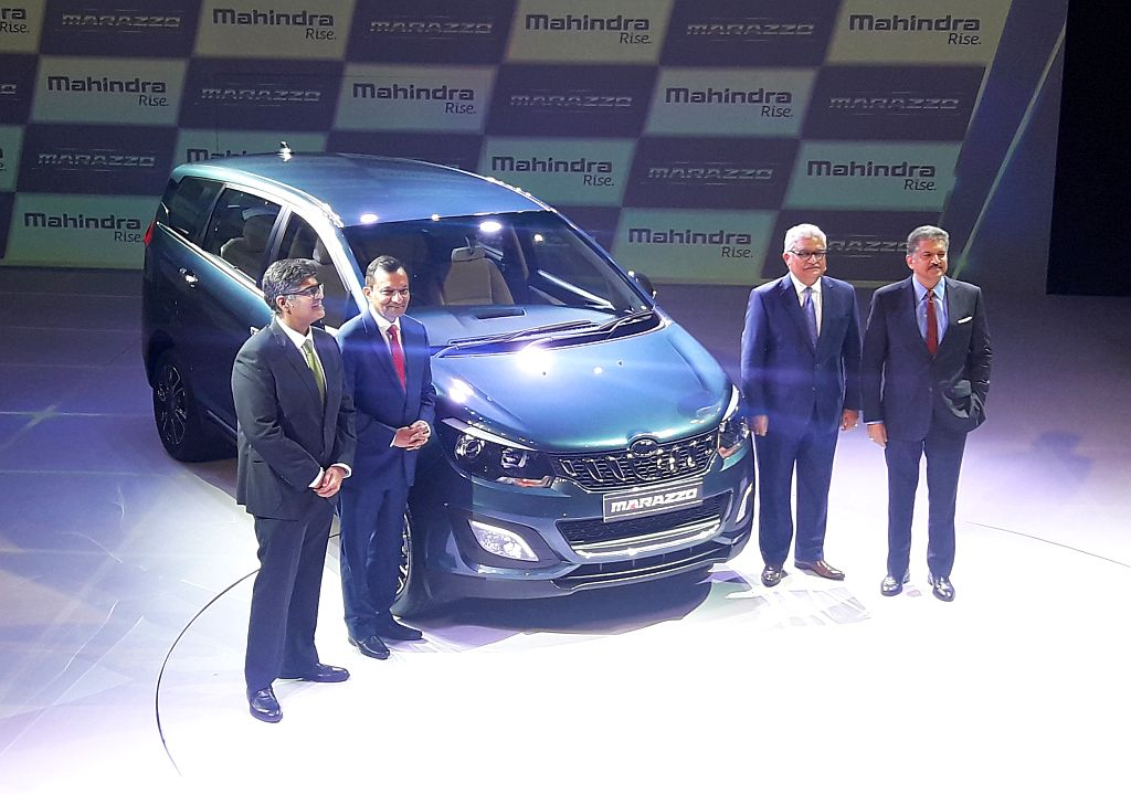 Mahindra Marazzo Launched At An Introductory Price Of Rs 9 99 Lakh